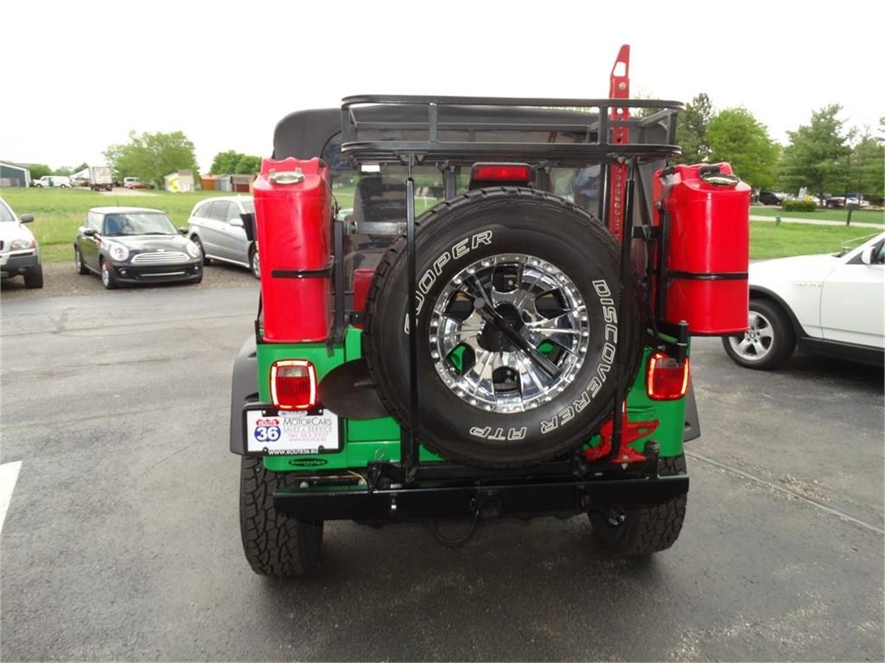 Large Picture of '04 Wrangler - QD8X