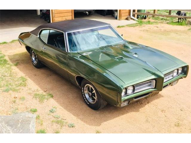 1969 Pontiac GTO for Sale on ClassicCars com on ClassicCars com