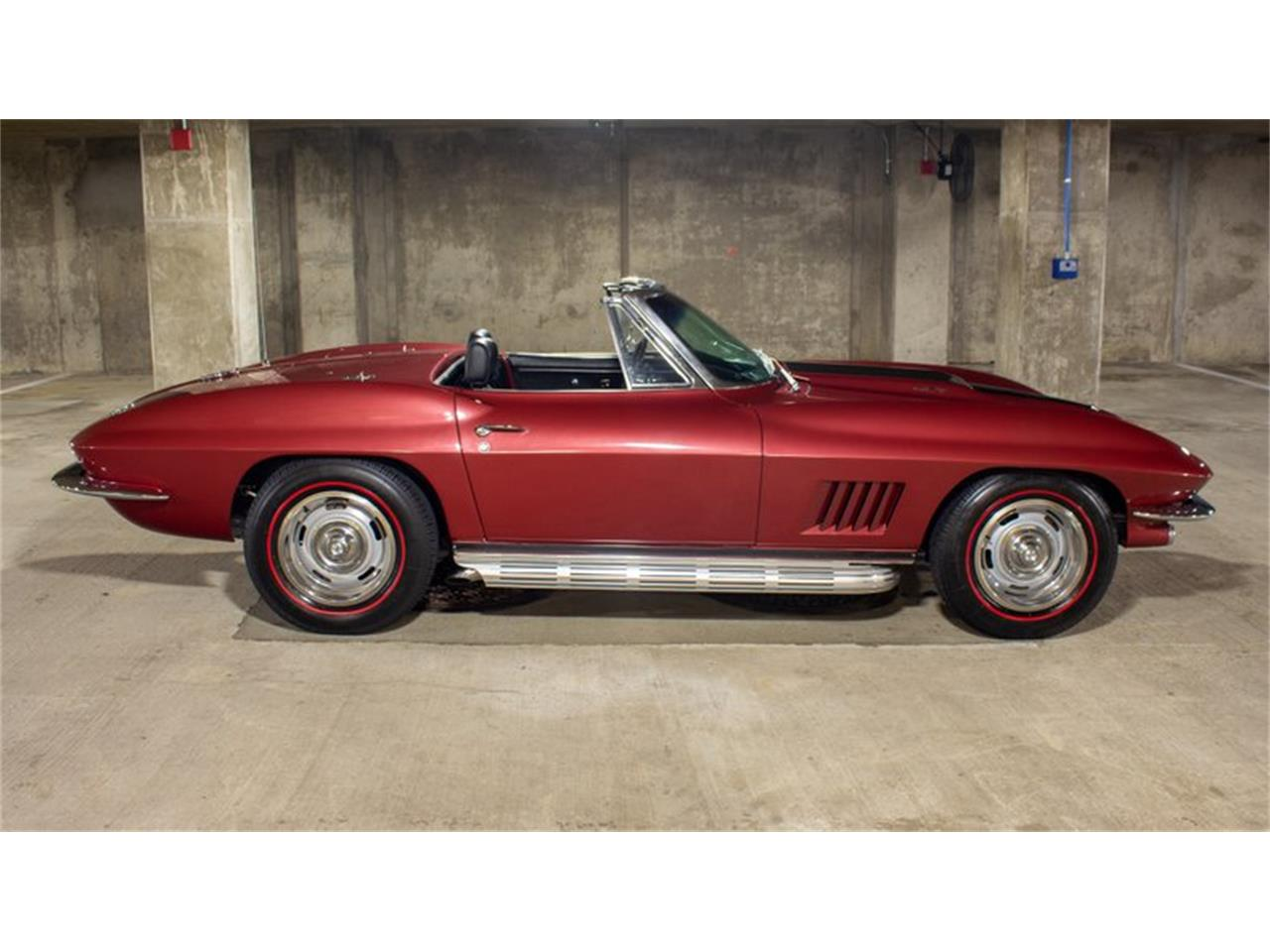 Large Picture of Classic 1967 Corvette located in Rockville Maryland - $129,990.00 Offered by Flemings Ultimate Garage - QETF