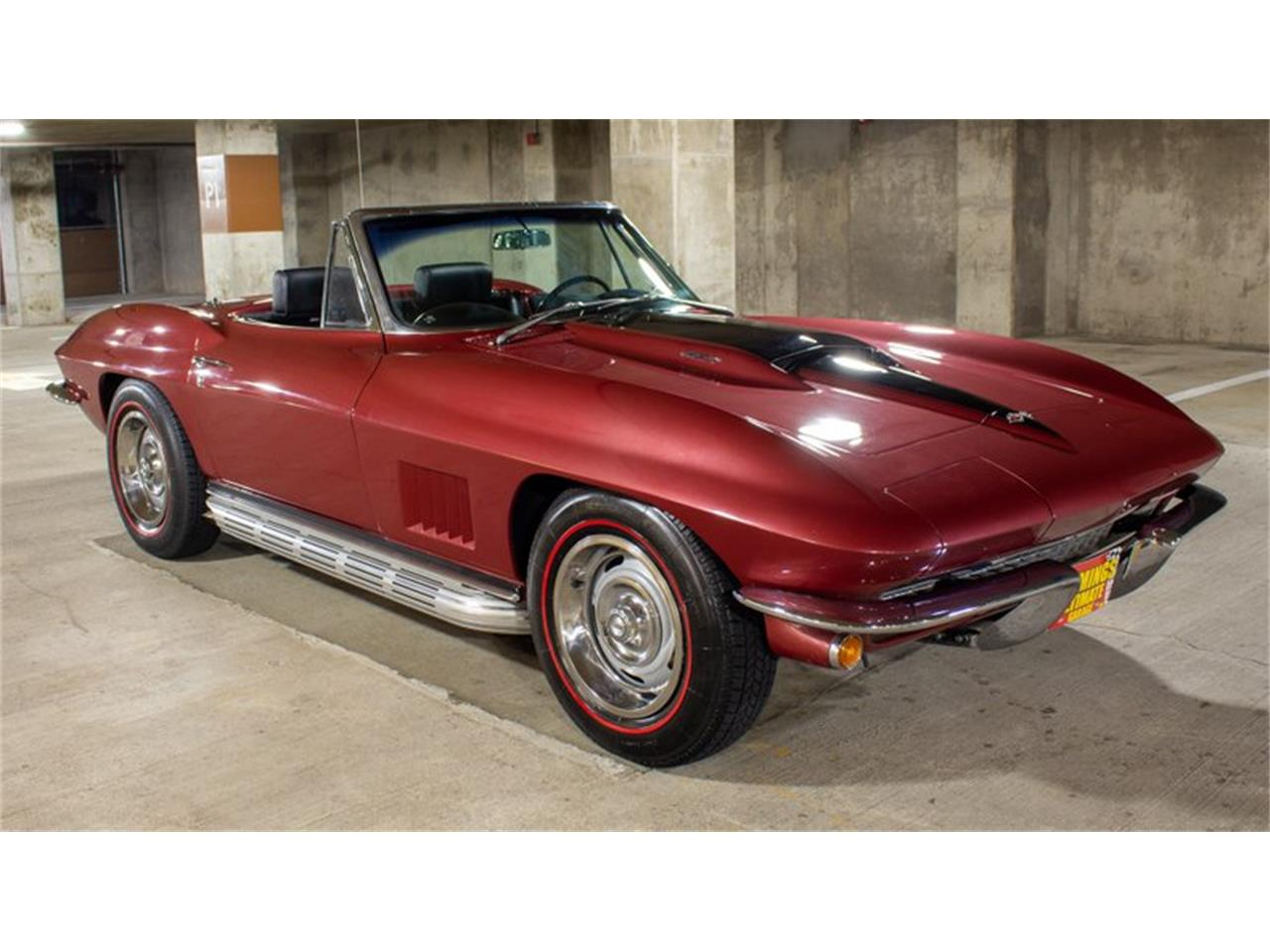 Large Picture of Classic 1967 Chevrolet Corvette - $129,990.00 - QETF