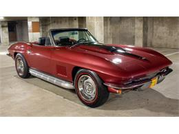 Picture of Classic 1967 Chevrolet Corvette located in Rockville Maryland - $129,990.00 Offered by Flemings Ultimate Garage - QETF