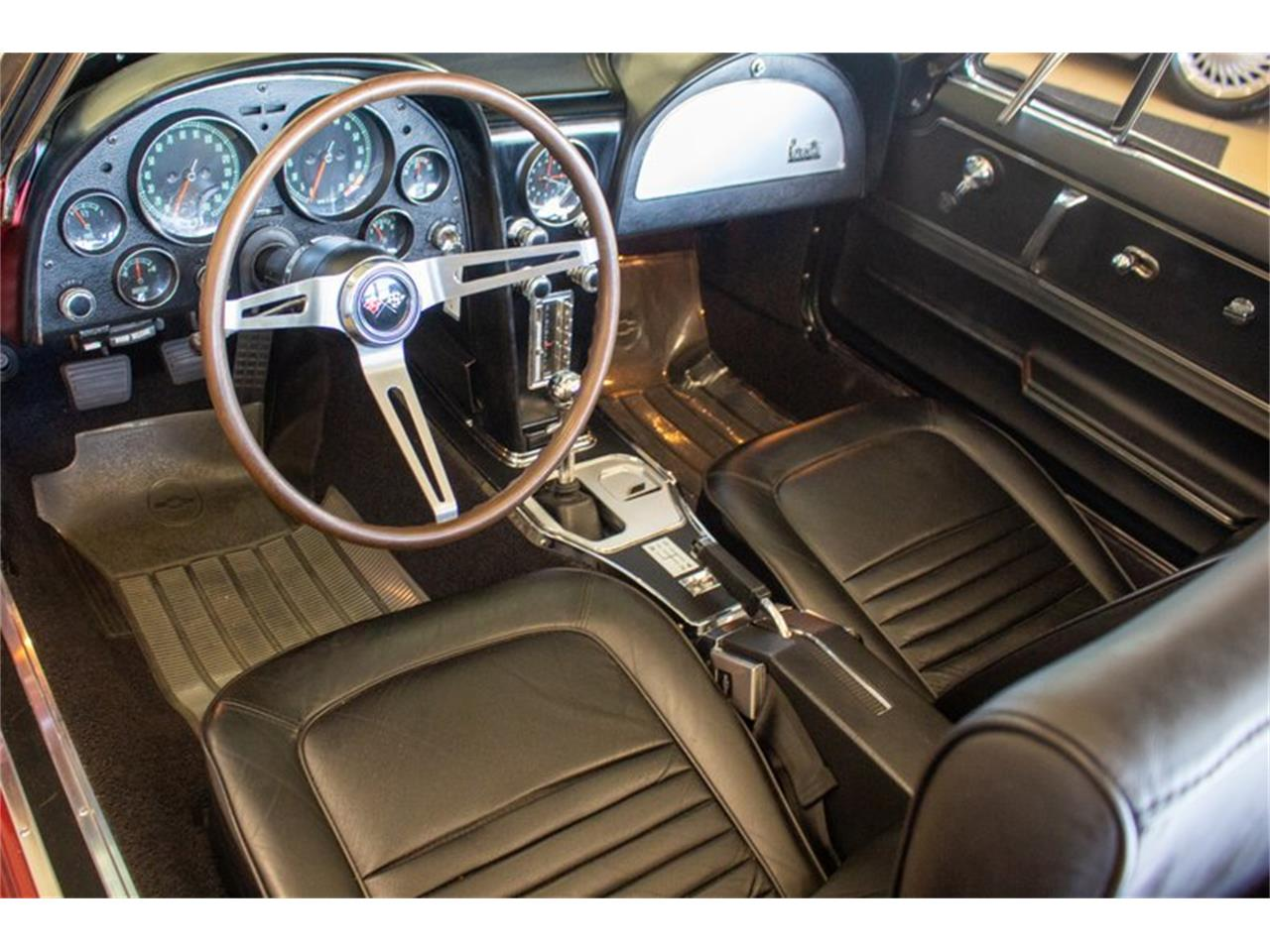 Large Picture of 1967 Chevrolet Corvette Offered by Flemings Ultimate Garage - QETF