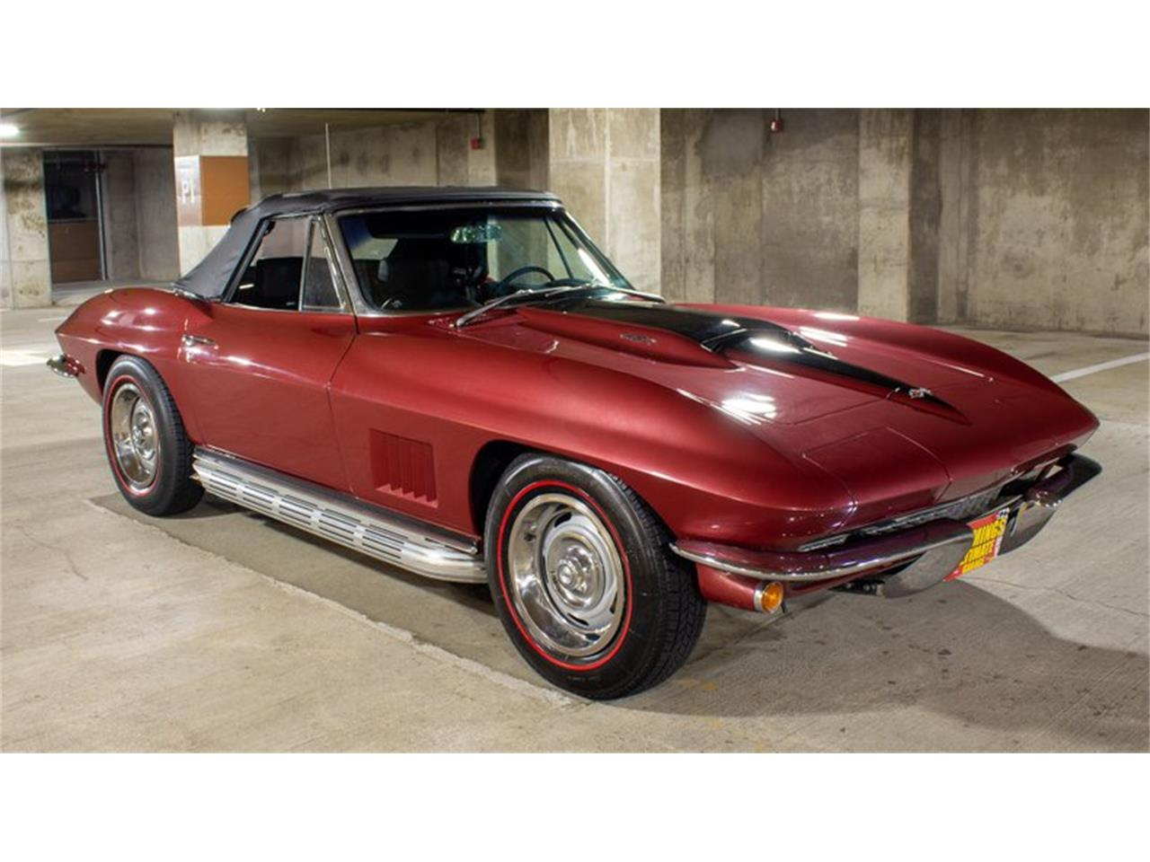 Large Picture of 1967 Chevrolet Corvette located in Rockville Maryland - $129,990.00 - QETF