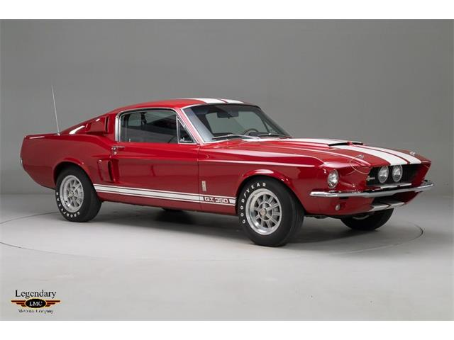 1967 Shelby GT350 for Sale on ClassicCars com on ClassicCars com