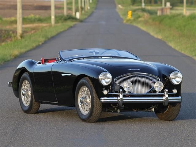1955 Austin-Healey 100-4