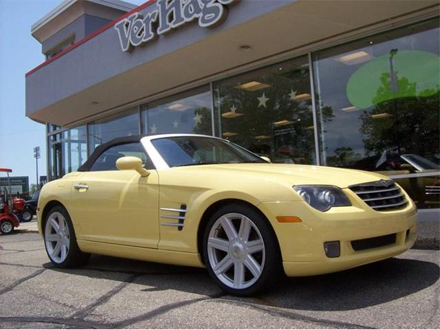 Picture of '05 Crossfire - QETQ
