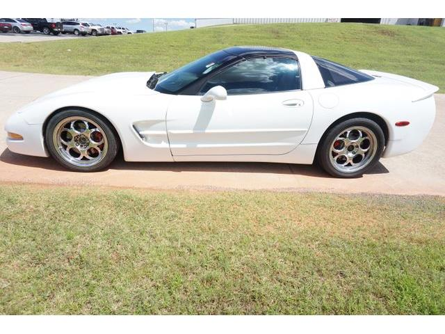 Picture of '99 Chevrolet Corvette located in Blanchard Oklahoma - $15,900.00 Offered by  - QETS