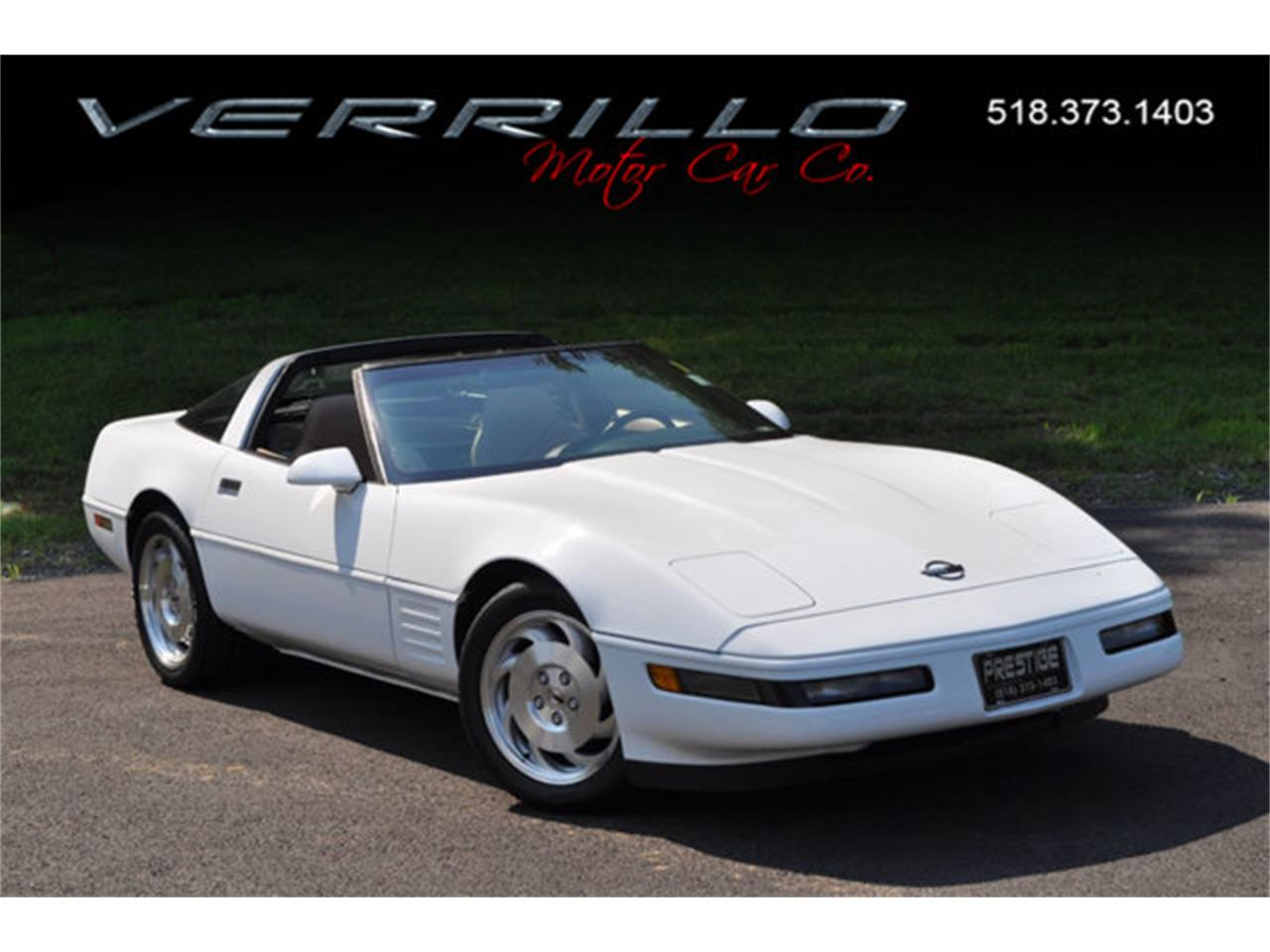 Large Picture of 1994 Chevrolet Corvette located in Clifton Park New York - QETU