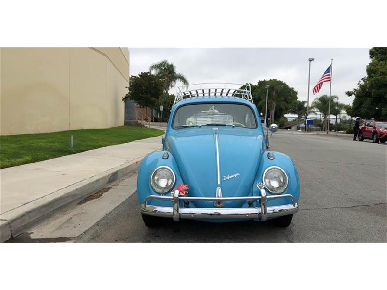 Large Picture of 1963 Volkswagen Beetle Auction Vehicle - QEU8
