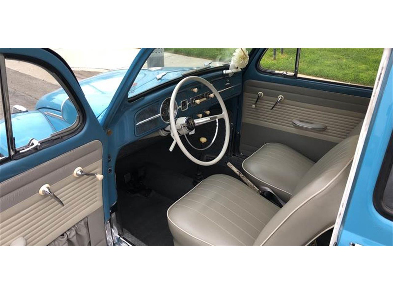 Large Picture of '63 Volkswagen Beetle located in Brea California Auction Vehicle Offered by Highline Motorsports - QEU8