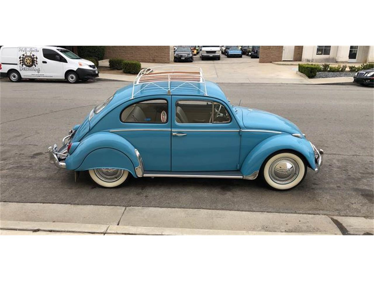 Large Picture of Classic '63 Beetle located in Brea California Auction Vehicle Offered by Highline Motorsports - QEU8