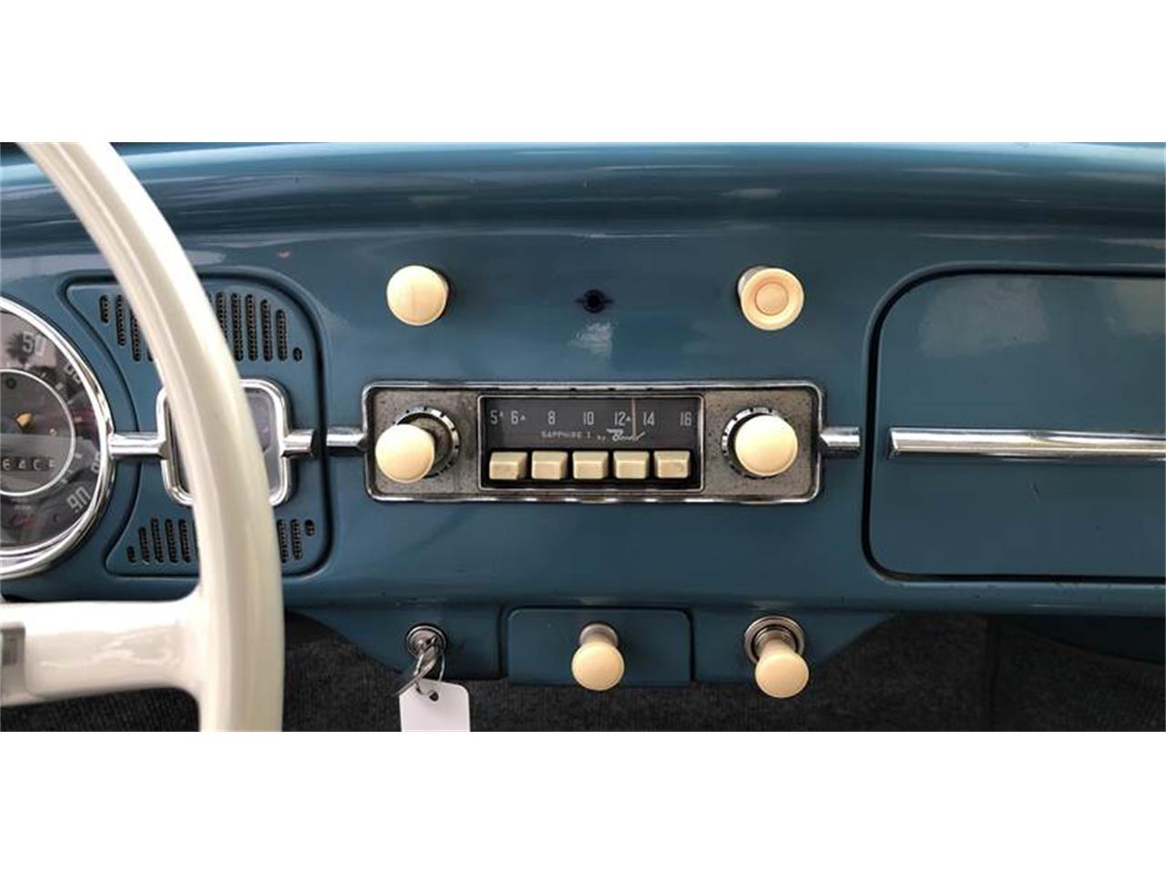 Large Picture of '63 Beetle located in Brea California Auction Vehicle - QEU8