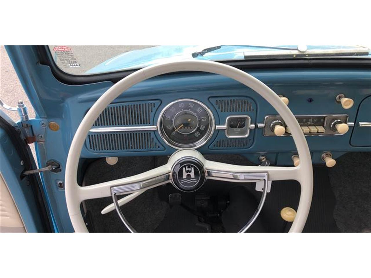 Large Picture of Classic '63 Volkswagen Beetle Auction Vehicle Offered by Highline Motorsports - QEU8