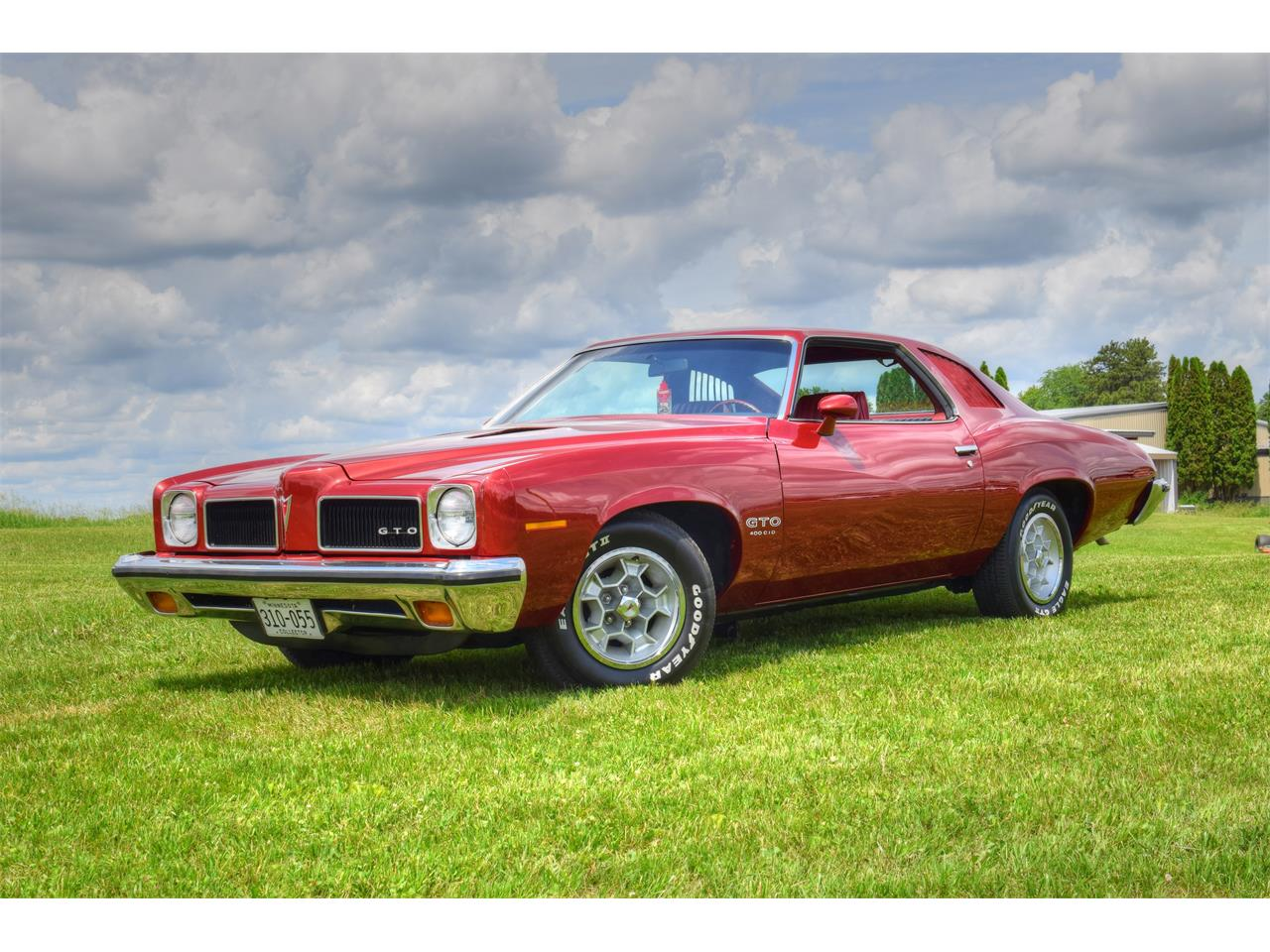 Large Picture of '73 GTO - QD3B