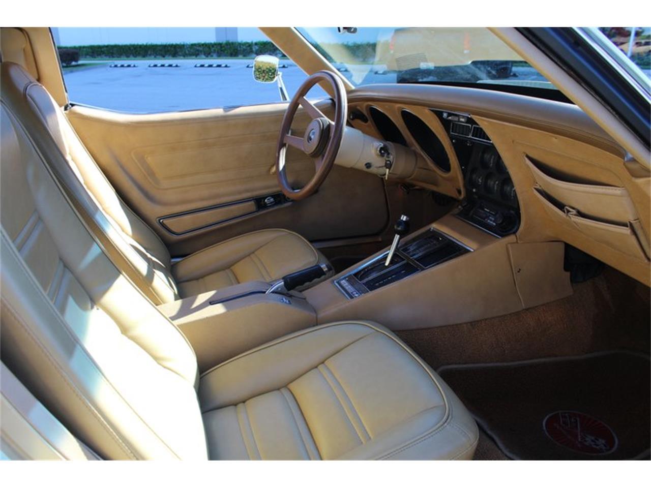 Large Picture of '76 Chevrolet Corvette located in Sarasota Florida - $15,500.00 - QD92