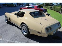Picture of 1976 Chevrolet Corvette located in Florida Offered by Classic Cars of Sarasota - QD92