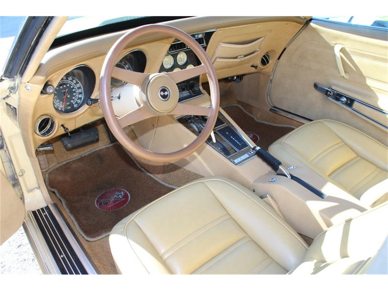 Large Picture of '76 Corvette located in Sarasota Florida Offered by Classic Cars of Sarasota - QD92
