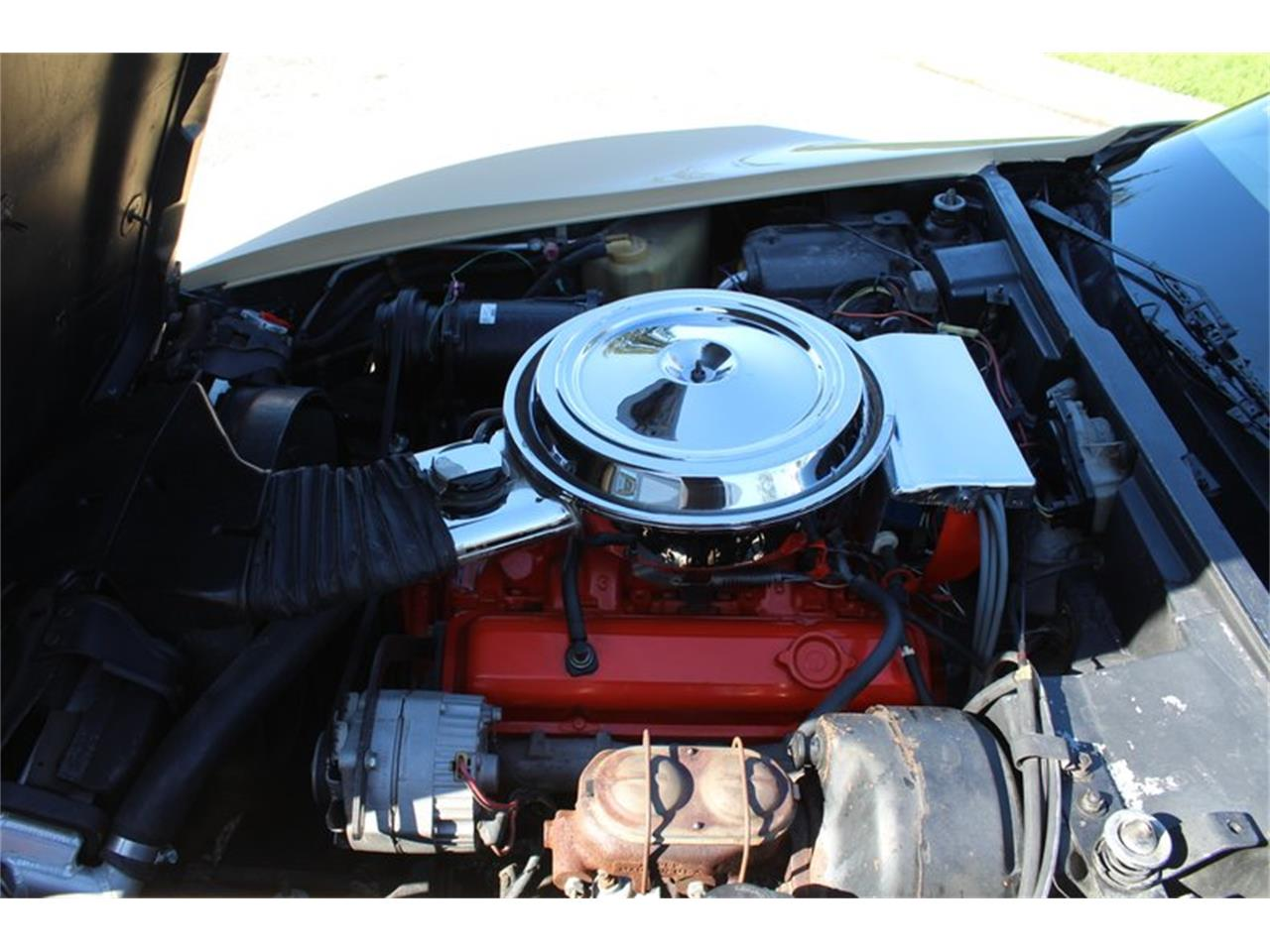 Large Picture of '76 Corvette located in Florida Offered by Classic Cars of Sarasota - QD92