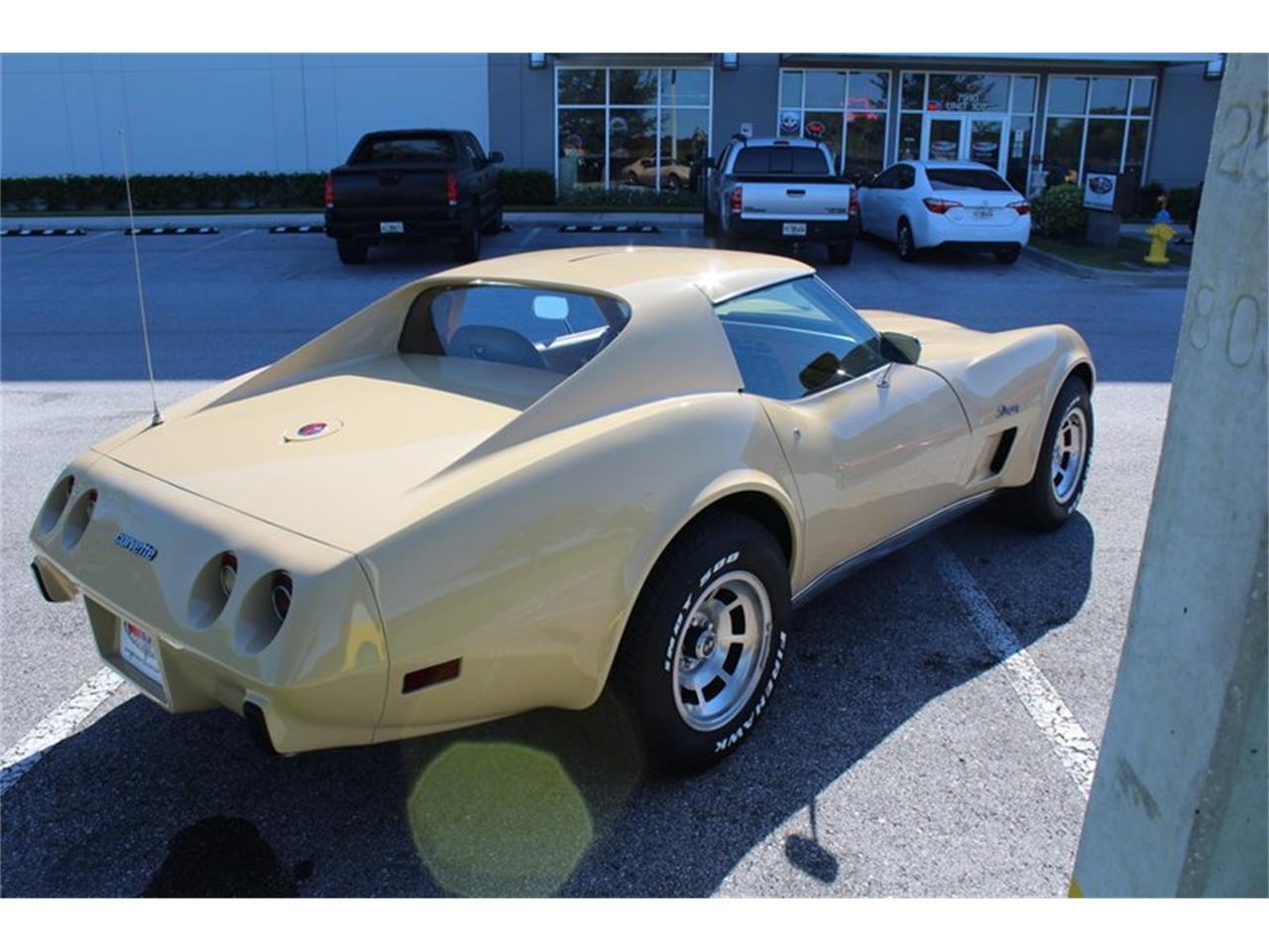 Large Picture of '76 Corvette located in Sarasota Florida - $15,500.00 - QD92
