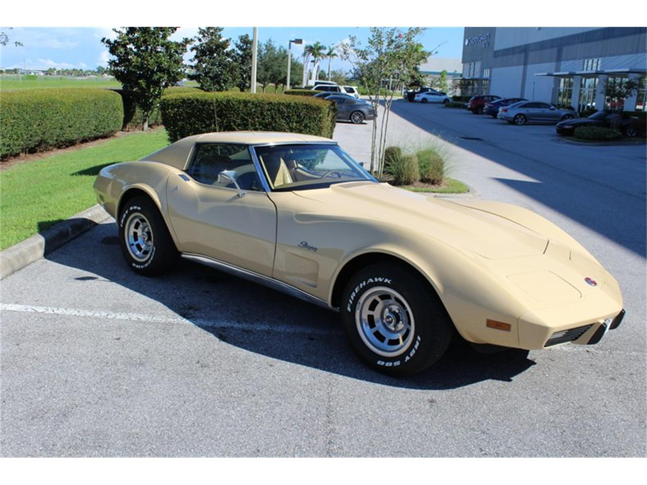 Large Picture of '76 Chevrolet Corvette - $15,500.00 Offered by Classic Cars of Sarasota - QD92