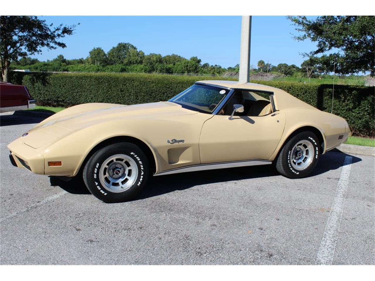 Large Picture of 1976 Corvette Offered by Classic Cars of Sarasota - QD92