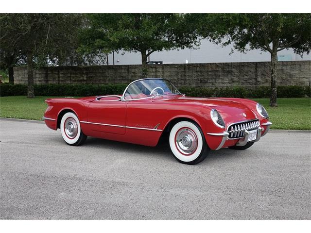 Picture of '54 Corvette - QEUP