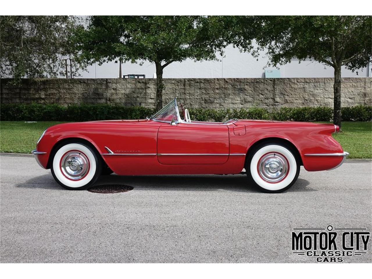 Large Picture of '54 Corvette - QEUP
