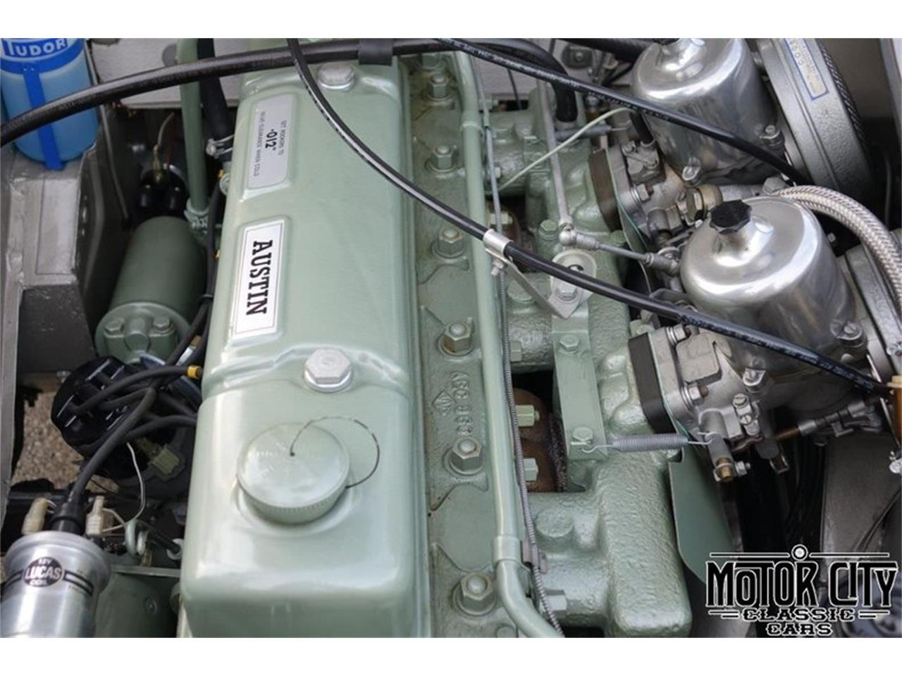 Large Picture of '65 3000 Mark III BJ8 - QEUT