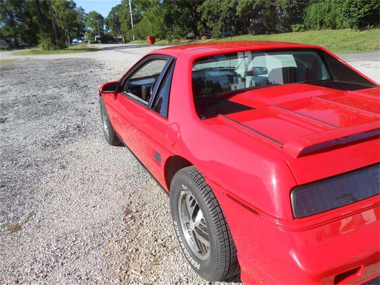 Large Picture of '85 Fiero - QEV3