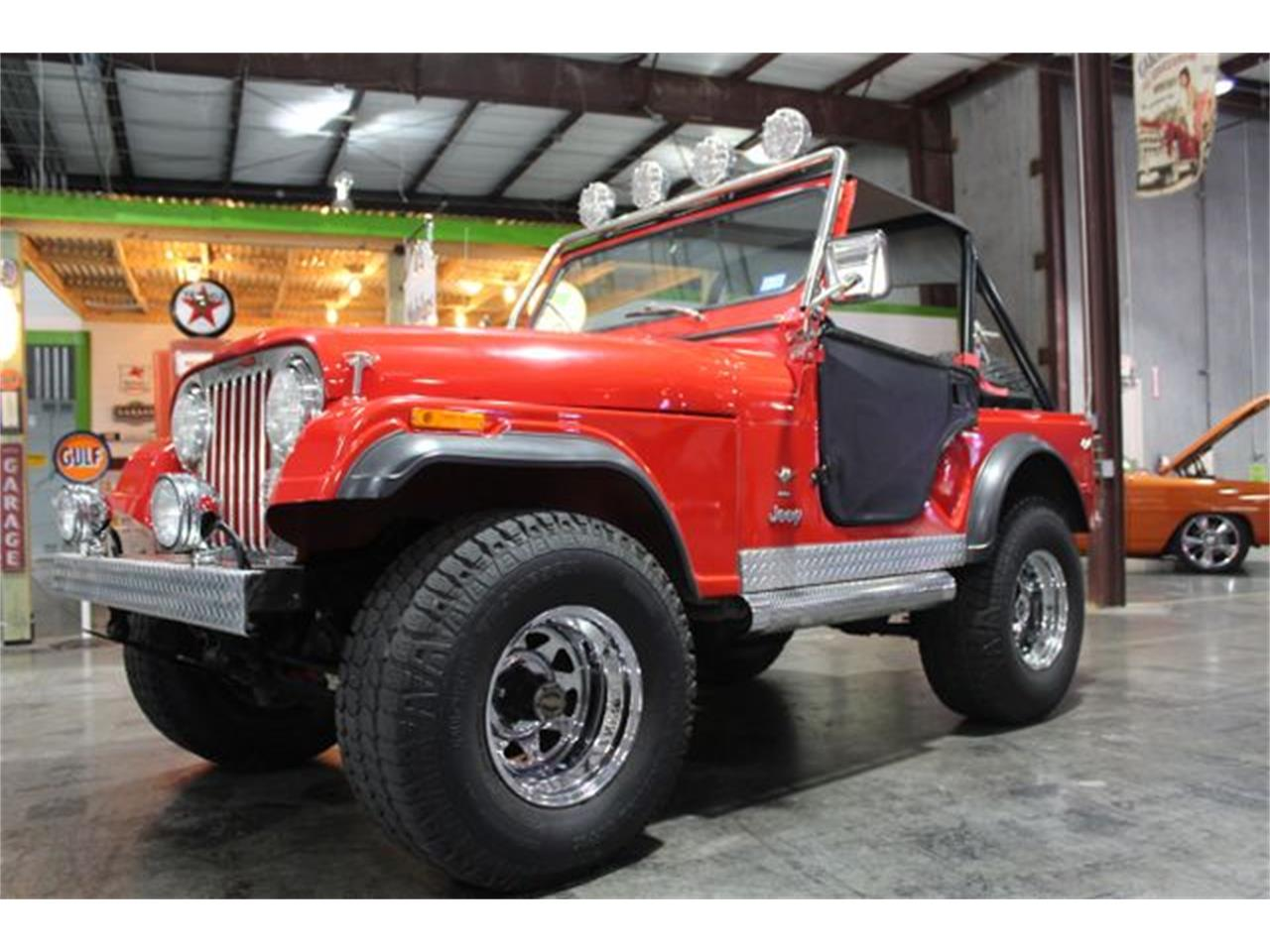 Large Picture of 1977 Jeep CJ5 Offered by Theiss Motorsports Classics and Customs - QEVB