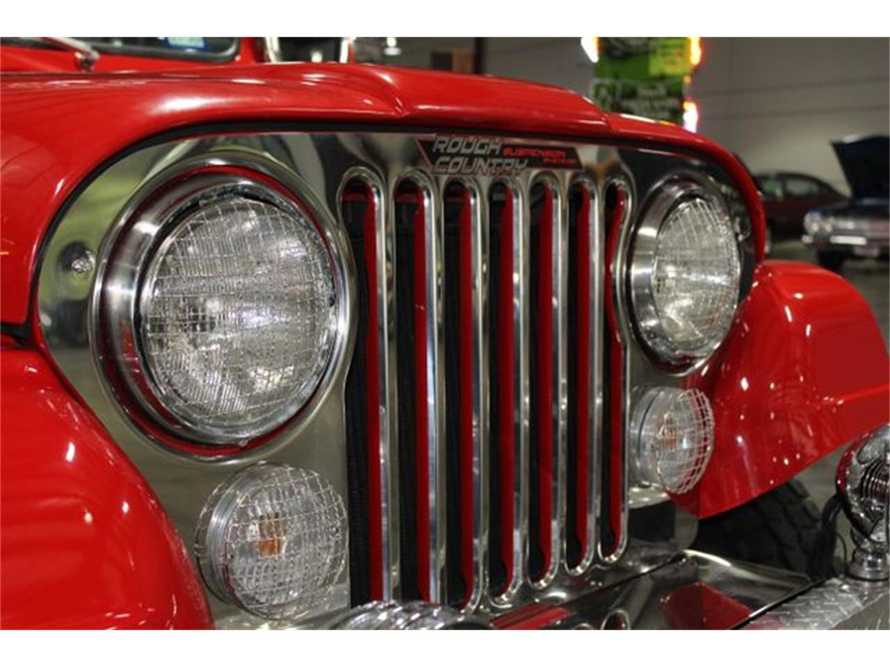 Large Picture of 1977 Jeep CJ5 - $20,999.00 - QEVB