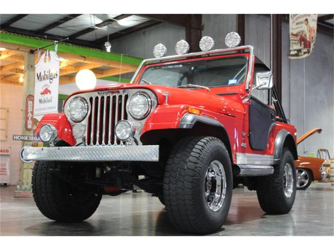 Large Picture of '77 Jeep CJ5 located in Texas - $20,999.00 - QEVB