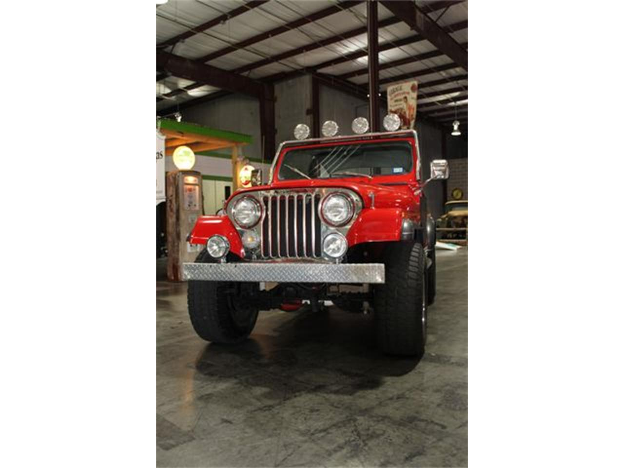 Large Picture of 1977 Jeep CJ5 located in Houston Texas - $20,999.00 - QEVB