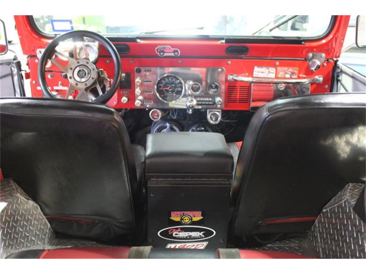 Large Picture of '77 CJ5 located in Houston Texas - QEVB