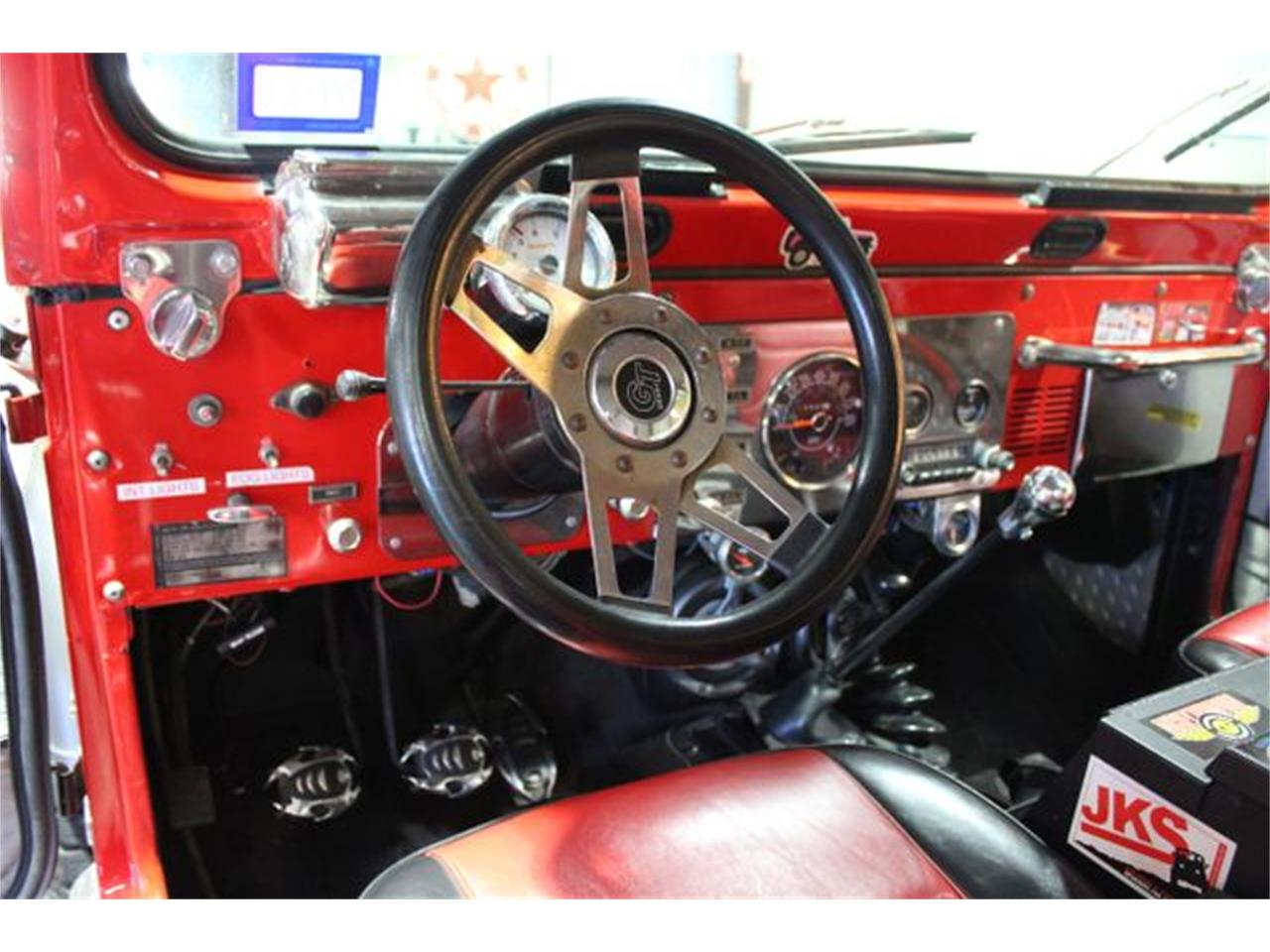Large Picture of '77 CJ5 located in Houston Texas - $20,999.00 Offered by Theiss Motorsports Classics and Customs - QEVB