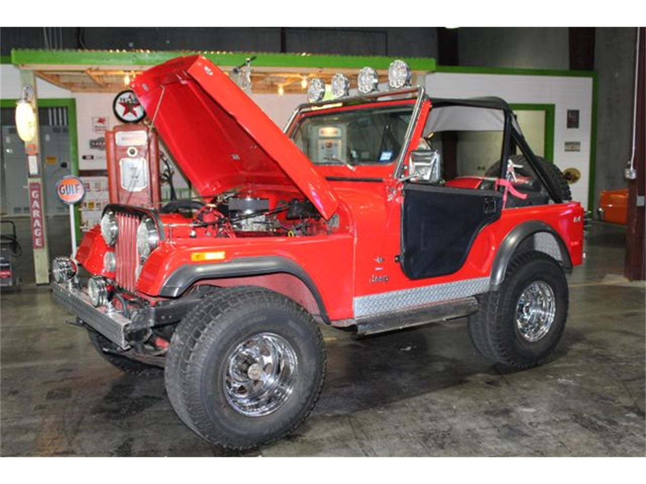 Large Picture of '77 CJ5 Offered by Theiss Motorsports Classics and Customs - QEVB