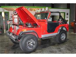 Picture of 1977 Jeep CJ5 located in Houston Texas Offered by Theiss Motorsports Classics and Customs - QEVB