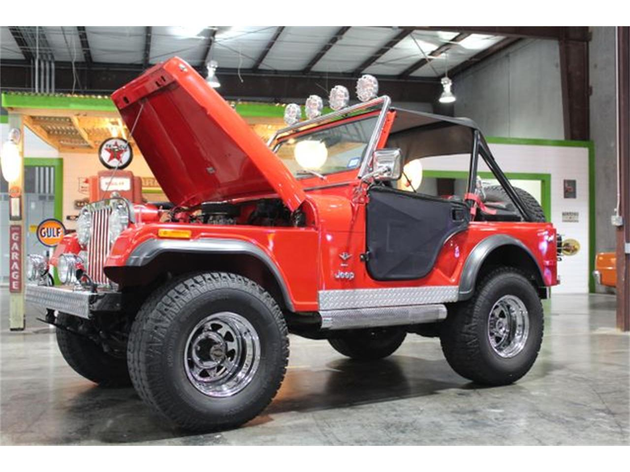 Large Picture of 1977 CJ5 located in Texas - QEVB