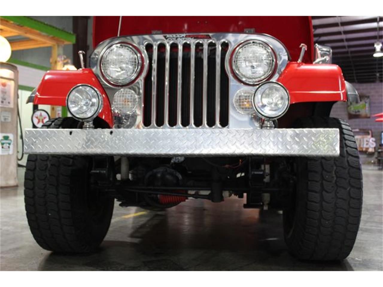 Large Picture of 1977 Jeep CJ5 located in Texas - QEVB