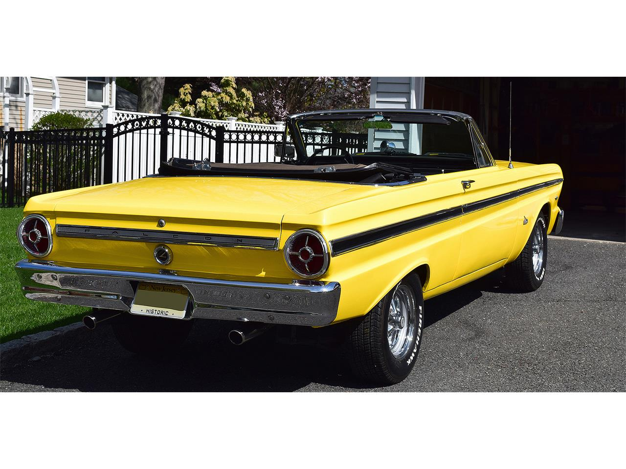 Large Picture of 1965 Falcon Futura located in New Jersey - $20,000.00 Offered by a Private Seller - QEVQ