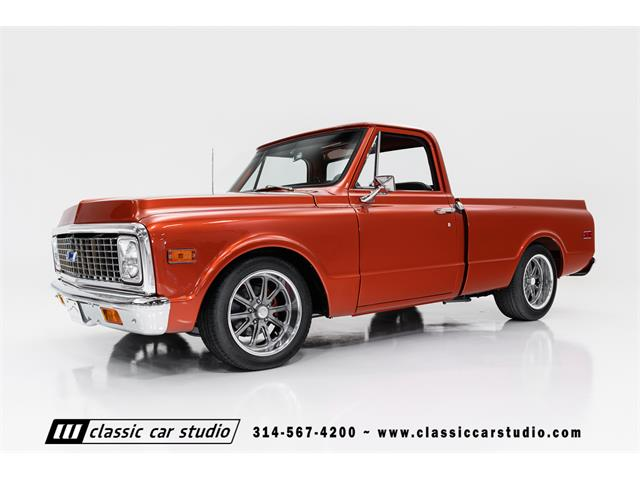 Picture of '71 C/K 10 - QEVY