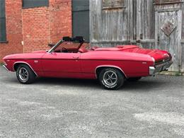 Picture of '69 Chevelle SS located in Ohio - $42,000.00 Offered by Sabettas Classics, LLC - QEX0