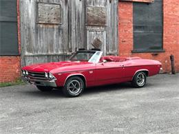 Picture of '69 Chevrolet Chevelle SS - QEX0