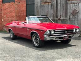 Picture of Classic '69 Chevelle SS - $42,000.00 Offered by Sabettas Classics, LLC - QEX0
