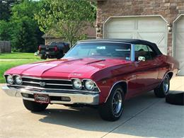 Picture of '69 Chevelle SS - $42,000.00 - QEX0