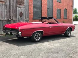Picture of Classic '69 Chevelle SS located in Ohio - $42,000.00 Offered by Sabettas Classics, LLC - QEX0