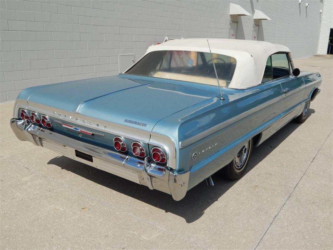 Large Picture of '64 Impala SS - QEX3