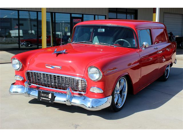 Picture of '55 Sedan Delivery - QEX4