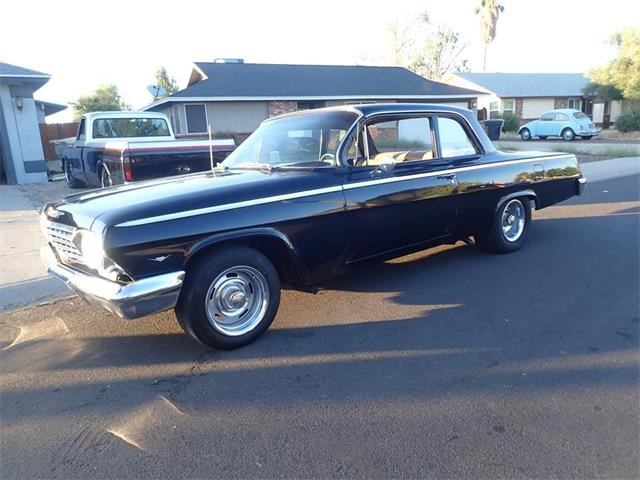 1962 Chevrolet Bel Air For Sale On Classiccars Com On