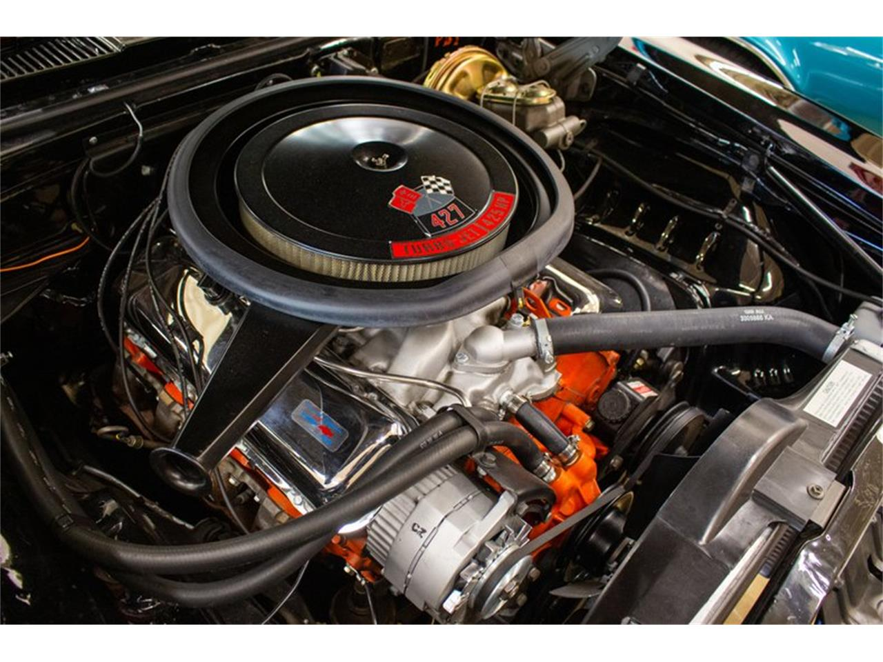 Large Picture of Classic '69 Chevrolet Camaro located in Maryland - $69,990.00 Offered by Flemings Ultimate Garage - QD9C